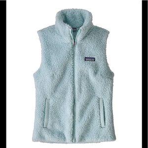NEW!Patagonia Women's Los Gatos Full Zip Vest Sz L